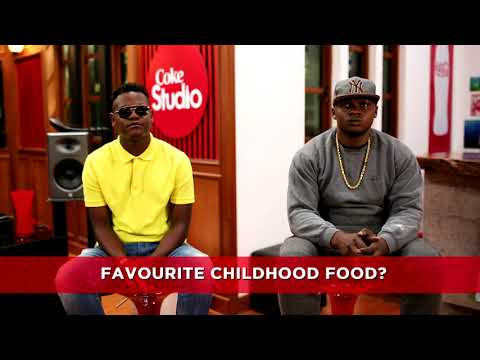 Khaligraph and Bruce Melodie in 60 seconds