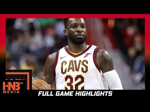 Cleveland Cavaliers vs Houston Rockets 1st Half Highlights / Week 4 / 2017 NBA Season