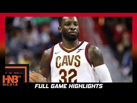 Cleveland Cavaliers vs Houston Rockets 1st Half Highlights / Week 4 / 2017 NBA Season