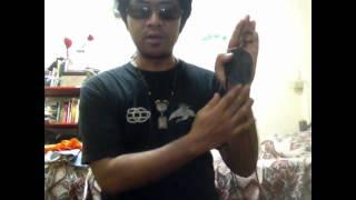 รีวิวมีด Karambit Galaxy (Neck Knife)