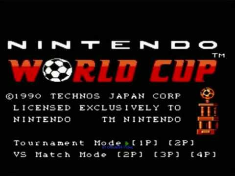 Nintendo World Cup  Music all Themes