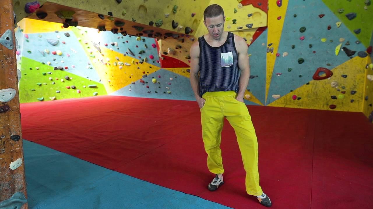Gravel Prana Zander Sport Organic Natural Climbing Sport Man Pant