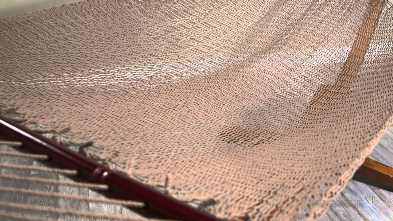 hammock duracord pawleys island presidential tan original rope xx