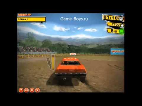 Игры гонки 3д для мальчиков -