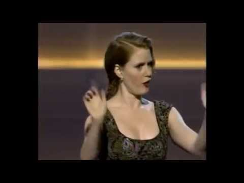 Amy Adams Happy Working Song live at the 2008 Oscars