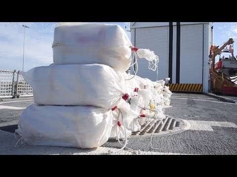 Two Tons Of Cocaine Seized In Florida