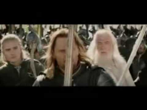 The Lord of the Rings - The Battle of the Black Gate - Ad Victoriam by Ensiferum