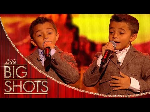 Brothers Antonio & Paco Performance Serenade The Audience   Little Big Shots