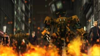 Aninite 2012 - Appleseed ExMachina AMV -  Mt. Eden Dubstep Escape (Craig Armstrong Remix)