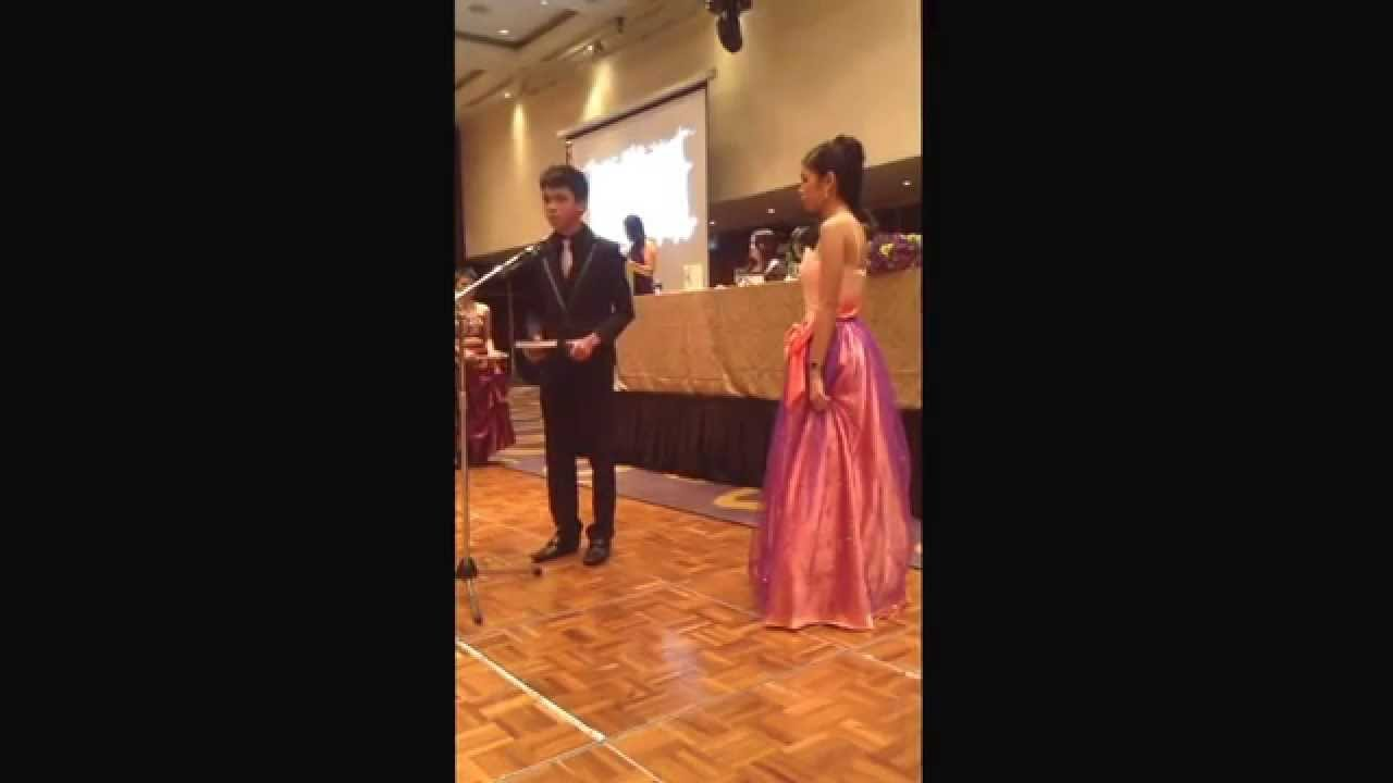 Book Of Knowledge Js Prom 2013 2014 Youtube