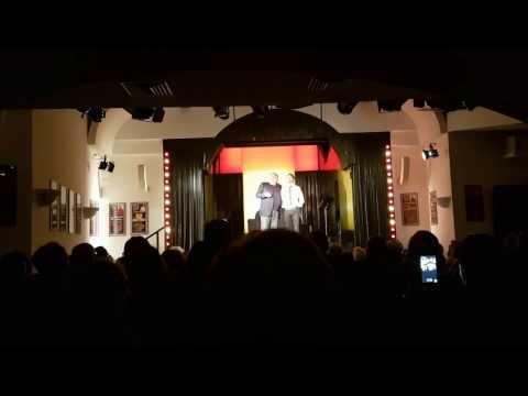 Maurizio Mattioli Serate Romaniste a casa di Lando - Il Giornale di Roma e il Puff-