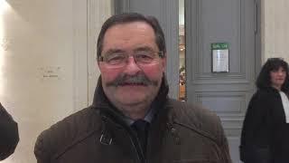 Bernard Charbonneau, soulagé par la relaxe du tribunal