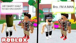 IM A MAN PRANK ON ROBLOX! Roblox Social Experiment