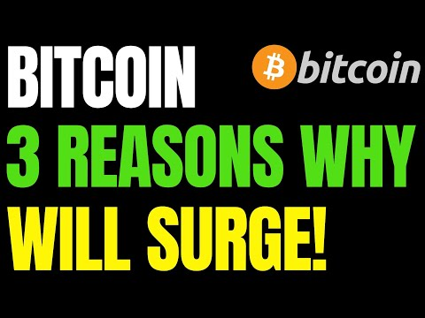 BITCOIN BULL RUN: 3 Reasons Why BTC Price Will Continue To Surge! | $9.5K Bounce Next?
