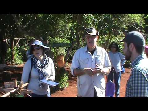 Cuba, Organic Farm,  December 2012