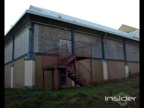 Haunted Island Derelict Holiday Camp
