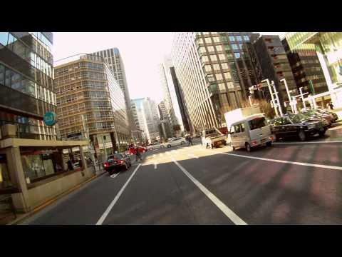 Tokyo commuting - Koto-ku to Hitotsubashi