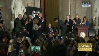 Bob Dole receives Congressional Gold Medal (C-SPAN)