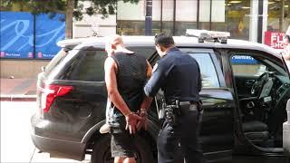 Man Pulls Knife On Cashier 12/9/2017