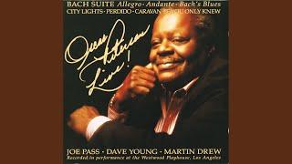 Bach's Blues (Live)