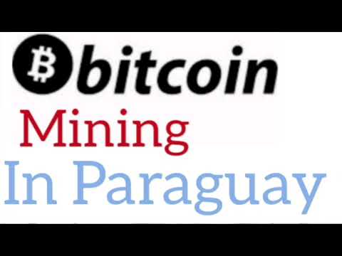 Paraguay Bitcoin Mining große Gewinne auch für Privat Personen Dank geringer Stromkosten