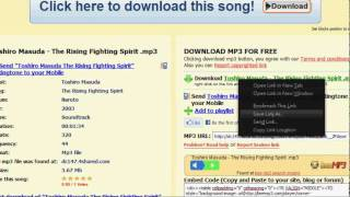 How to download songs for free from beemp3.com im1music.net & mp3raid.com