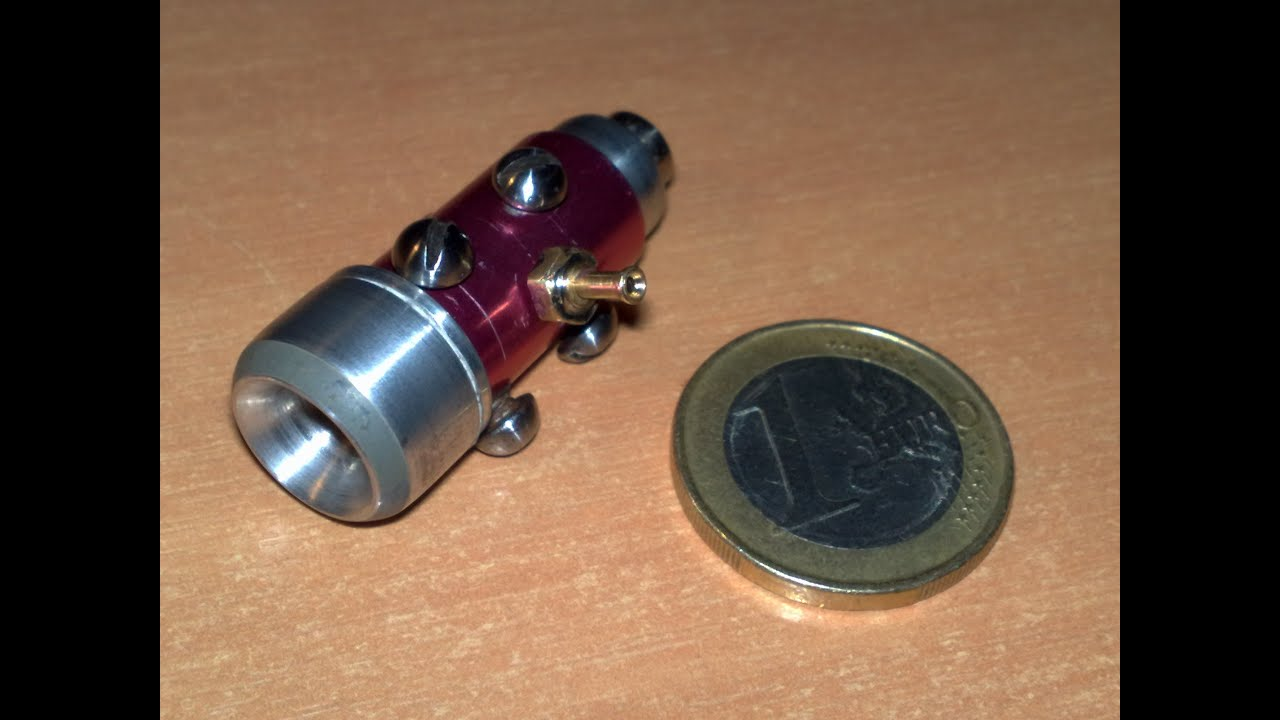 Tiny Jet Engine