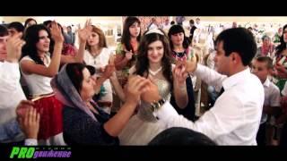 Анар и Наида 19 июня 2014.г. Видеостудия PROдвижение (свадьба в Дербенте)