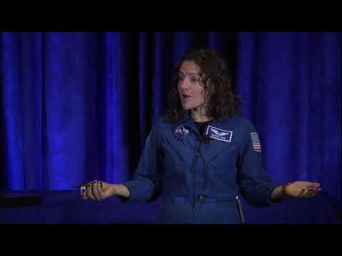 Jessica Meir, Ph.D. – From Marine Biologist to Astronaut