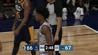 Timberwolves' Justin Patton Makes Iowa Wolves NBA G League Debut