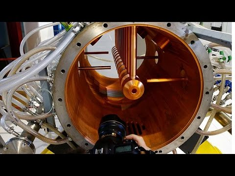 Εγκαινιάσθηκε ο νέος γραμμικός επιταχυντής του CERN