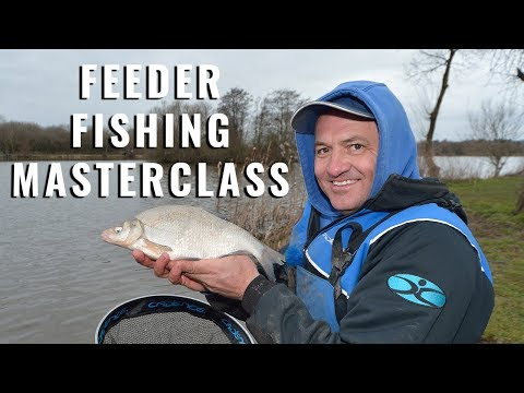 Feeder Fishing Masterclass