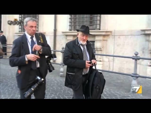 La gabbia - L'impresa di Renzi