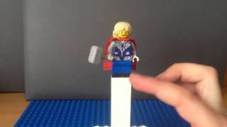 Рубрика мое самодельное Lego. Минифигурка #2 ТОР