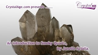 Healing Crystals Guide - Smoky Quartz