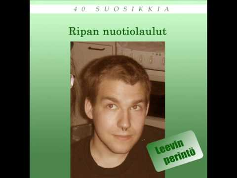 Ripan nuotiolaulut - Jos Helsinki on kaunis mp3