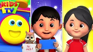 Get Moving Jack | Fun Learning Videos | Bob The Train Shorts - Kids Tv