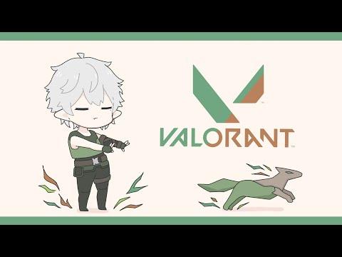【 Valorant 】シルバー脱出大作戦【 ランク 】