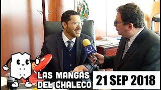 Las Mangas del Chaleco: Los tuppers de los senadores, AMLO saluda a Maradona y la comilona de Maduro