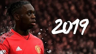 This is Why Manchester United Signed Aaron Wan-Bissaka !