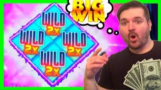 A WIN NEVER BEFORE SEEN ON YOUTUBE 📻 LANDED ALL 4 2X WILDS FOR A GLORIOUS WIN W/ SDGuy1234