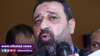 'عبدالغني':400 ألف جنيه نصيب كل ناد بدورى القسم الثانى.. فيديو