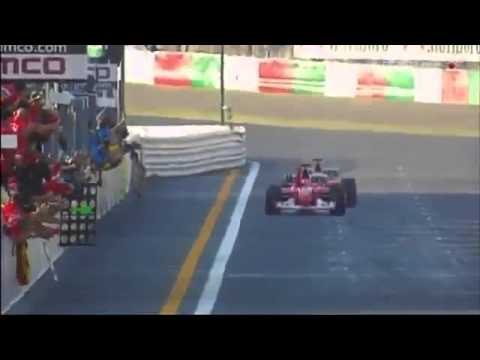 Michael Schumacher tribute - Sky Sports Formula 1 2012