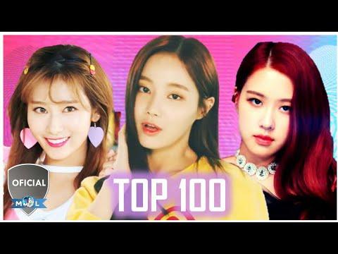 TOP 100 | Las Canciones K-POP Mas Vistas De YOUTUBE (Actualizado Noviembre 2018)