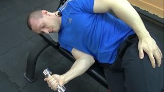 3 упражнения от боли в плечах
