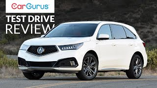 2019 Acura MDX | CarGurus Test Drive Review