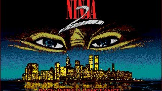 Amiga 500 Longplay [095] Last Ninja 2: Back with a Vengeance