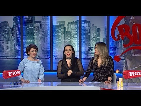 """Emisioni """"BOOM"""", e ftuar Gerta Heta (9 shkurt 2018)"""