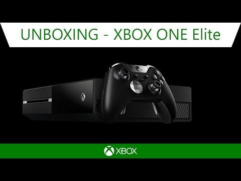 Xbox One Unboxing Xbox One Elite ...