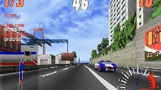 Screamer (PC DOS) 60FPS longplay